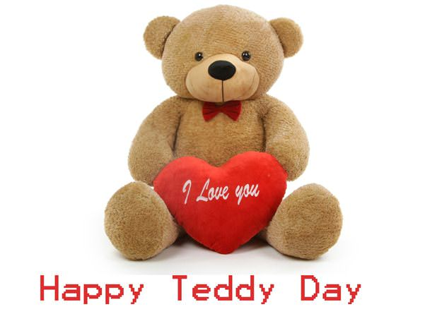 sweet Happy Teddy Day