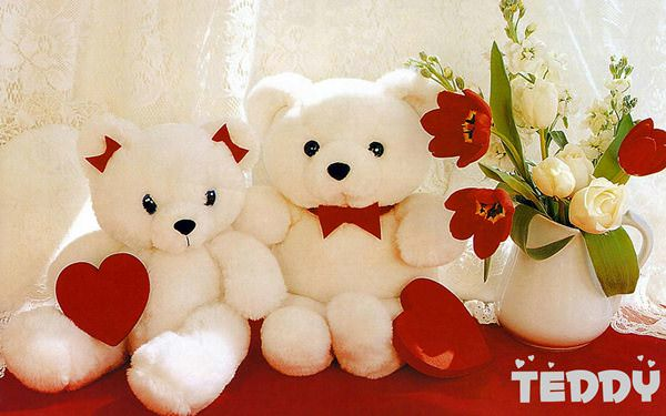 sweet cute happy teddy day