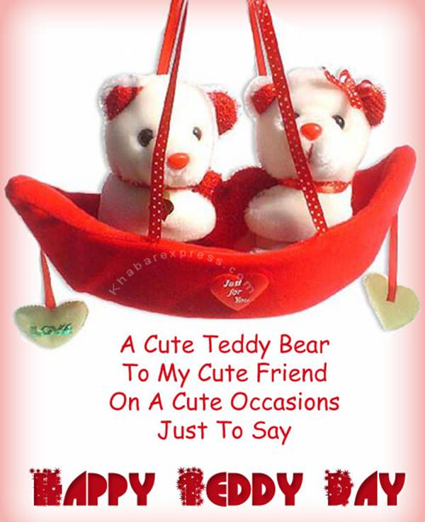saying quotes teddy day