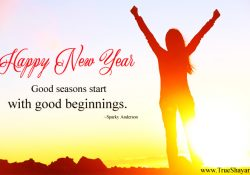 Quotes about New Year and New Beginnings