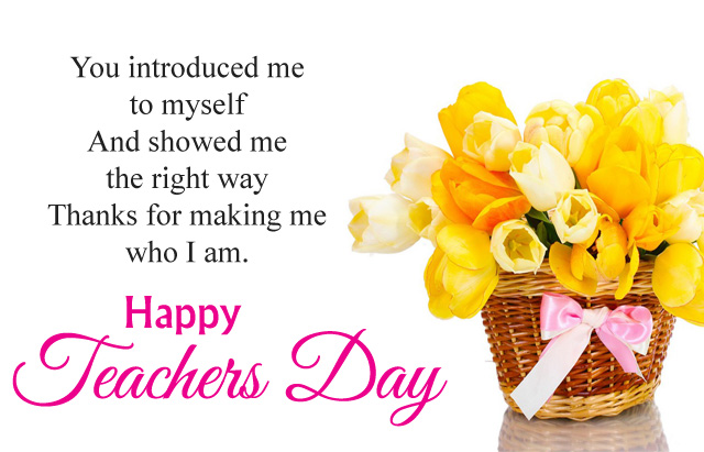 Teachers Day Msg