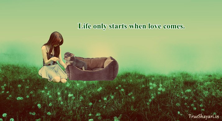 Love Is Life Quotes
