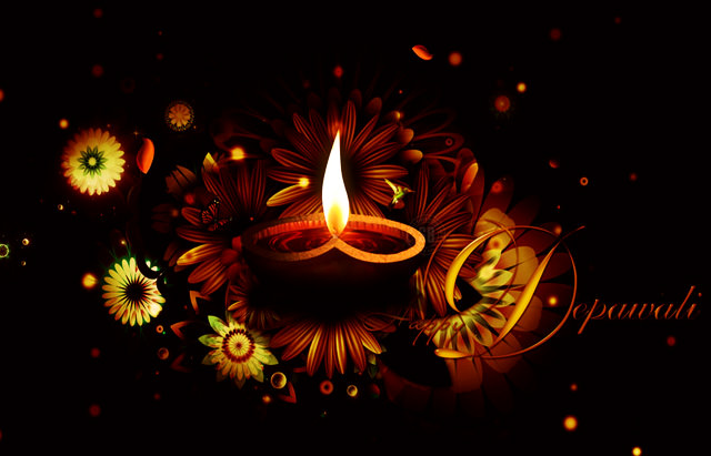Beautiful Diwali Greetings Cards Images With Wishes