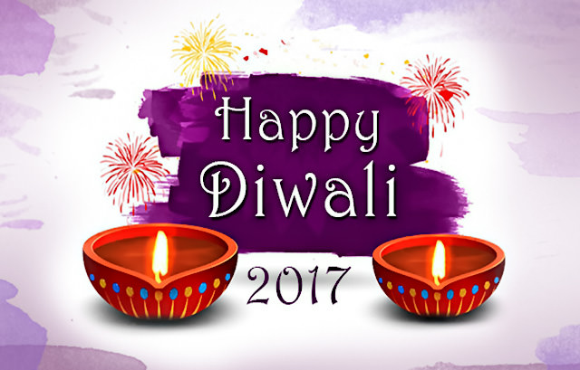 Wish You Happy Diwali 2017