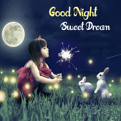Beautiful Cute Good Night Sweet Dream Images DP