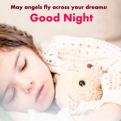 good night status for angel