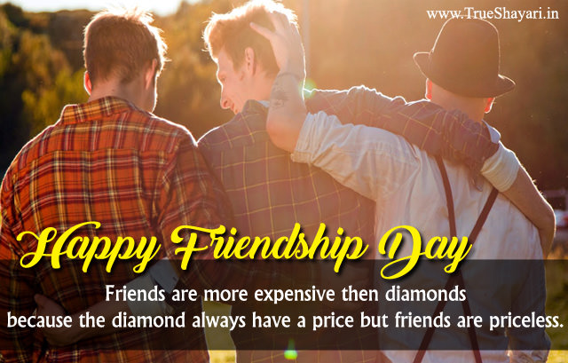 Friendship Day Quotes for Best Friends Boys