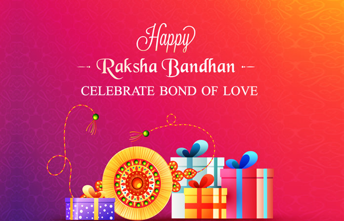 Greeting Image for Raksha Bandhan