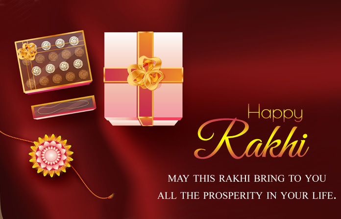 Happy Rakhi Wishes Image