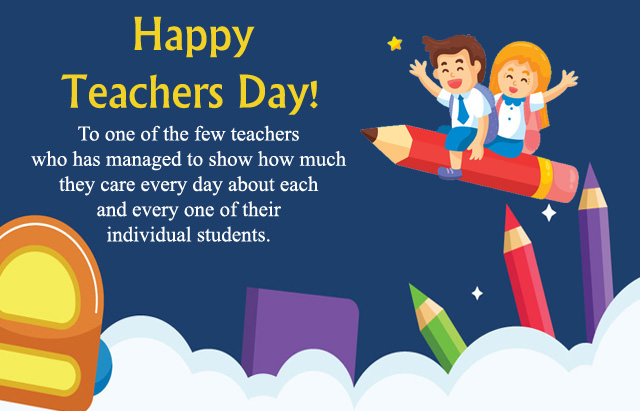 Teachers Day Wishes Image