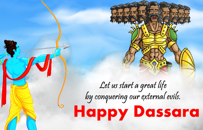 Happy Dassara Images
