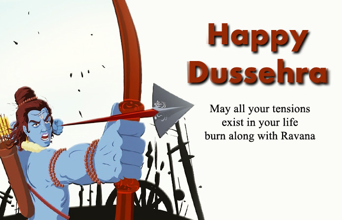 Happy Dussehra Images with Quotes