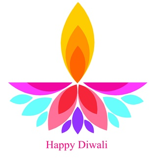 Colorful Diwali DP