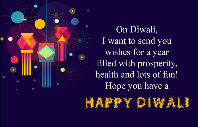 Diwali Greetings Card Messages