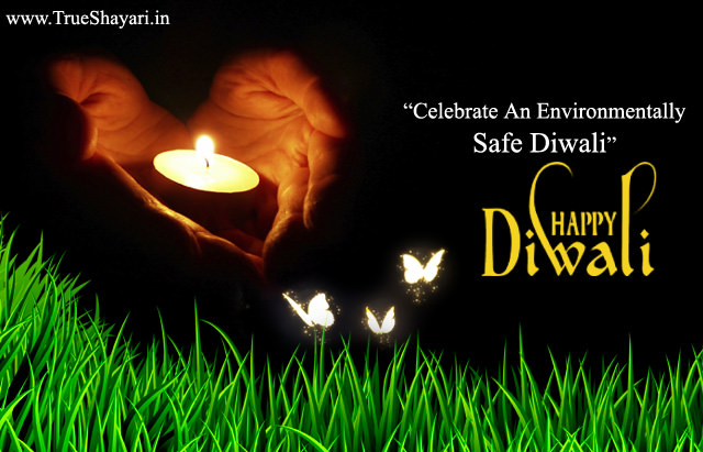Eco Friendly Diwali Quotes