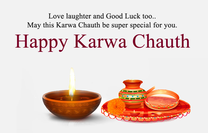 Happy Karwa Chauth Wishes for Wife