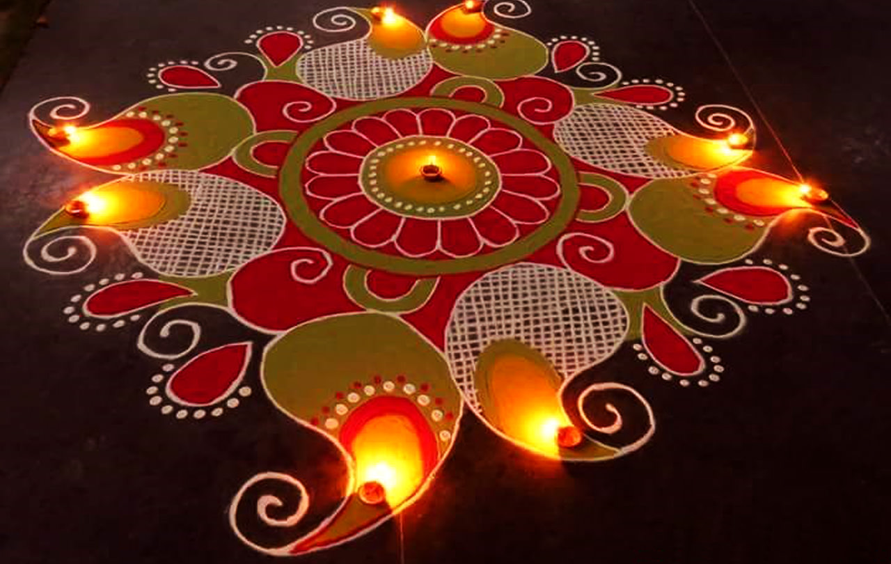 Rangoli Images for Diwali 2017 | Beautiful Rangoli Designs ...