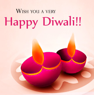 Wish you a very Happy Diwali DP