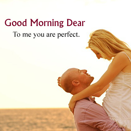 good morning images for love couple