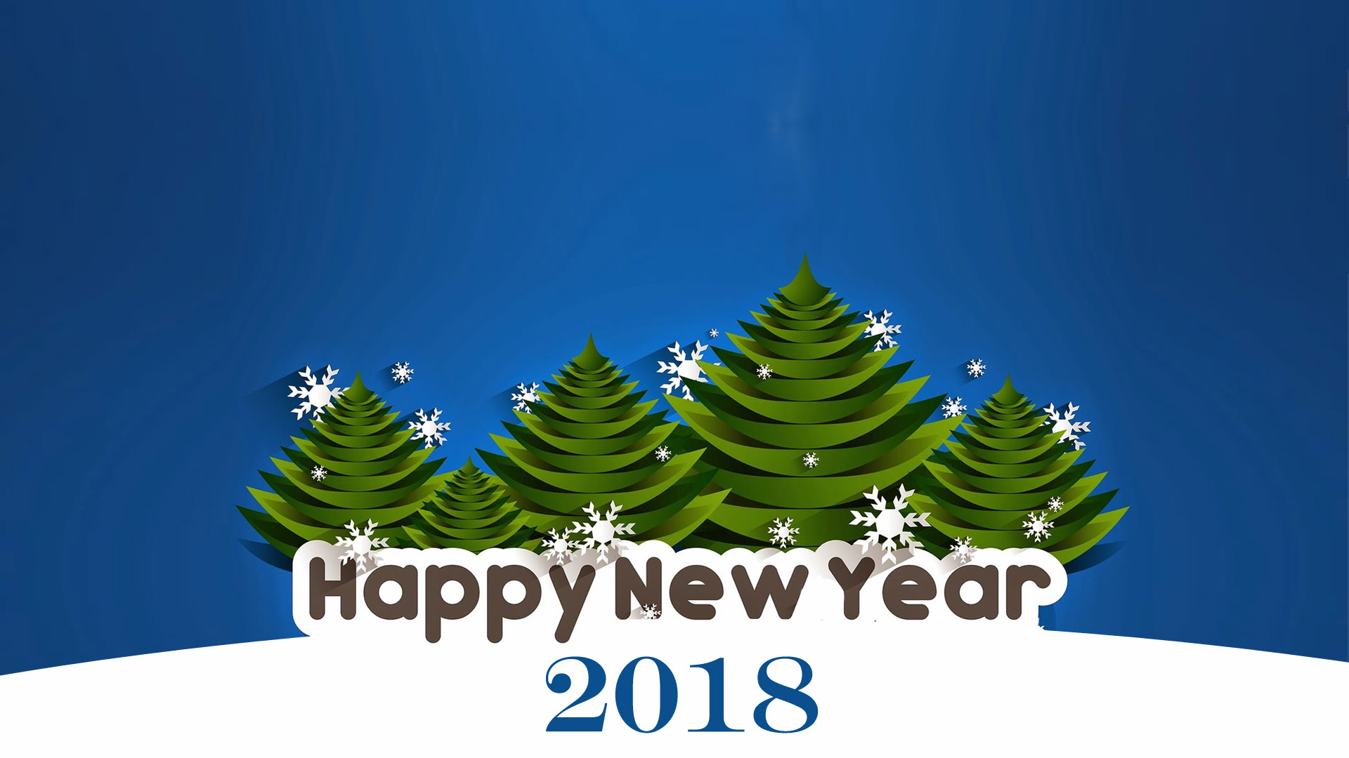 awesome happy new year 2018 wallpaper