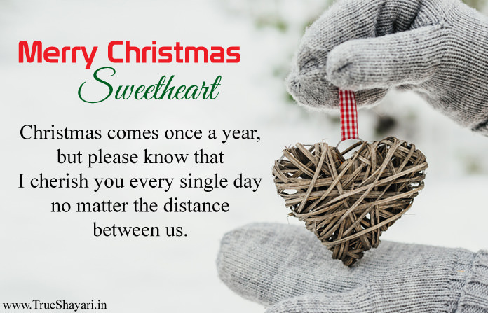 Christmas Love Quotes for Lovers, Cute Romantic Xmas Images ...