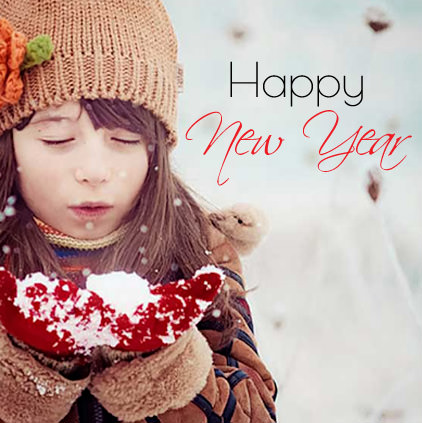 Beautiful Happy New Year Wishes Pic