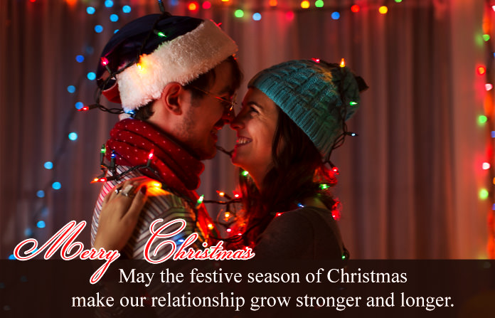 Romantic xmas quotes