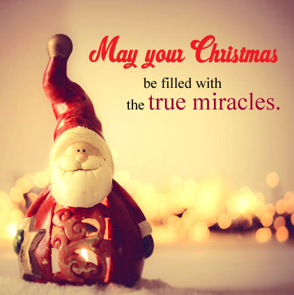 Christmas Wishes Quotes DP
