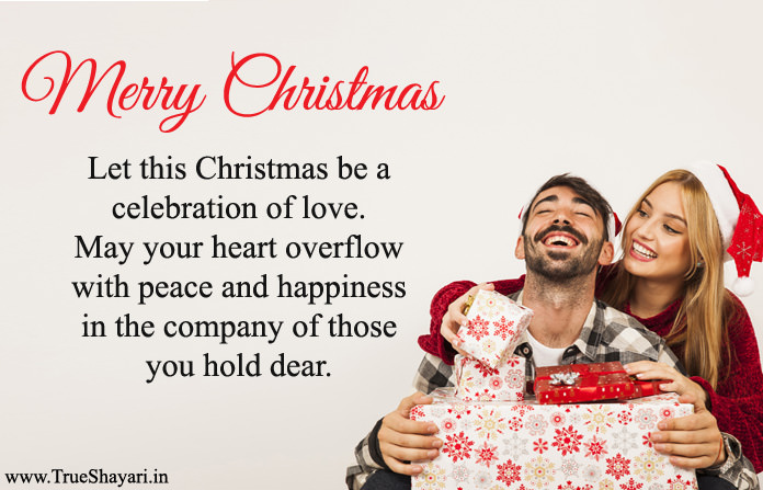 Christmas Wishes for Husband Wife