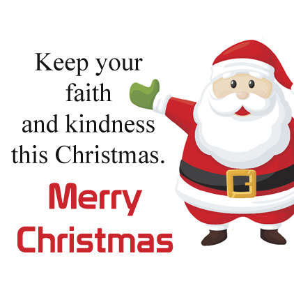 Cute Christmas Quote Sayings DP
