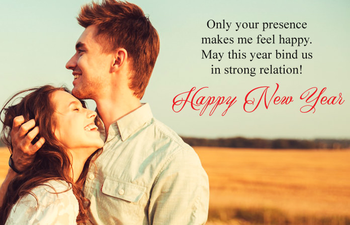 Cute New Year Quotes on Relationship