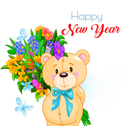 Cutest Happy New Year Profile Pictures