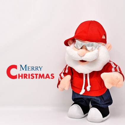 Funny Merry Christmas DP for Boys