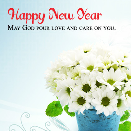 God Blessing Messages on New Year