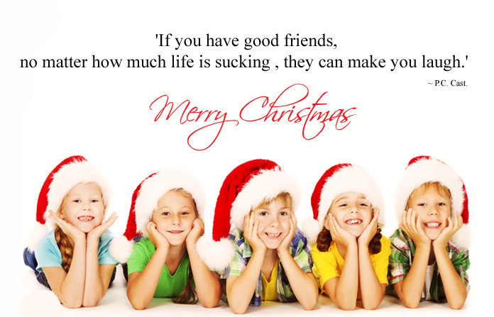 Happy Christmas Quotes for Best Friends