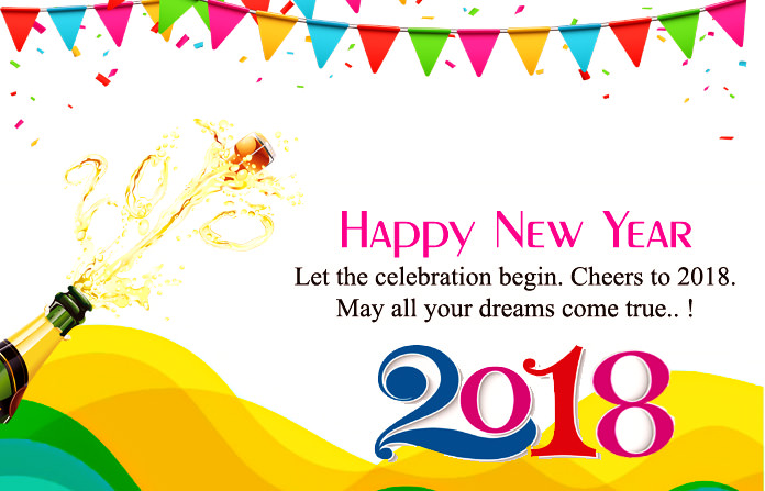 Meaningful [Happy New Year Images] for 2018 Beginning Quotes Wishes