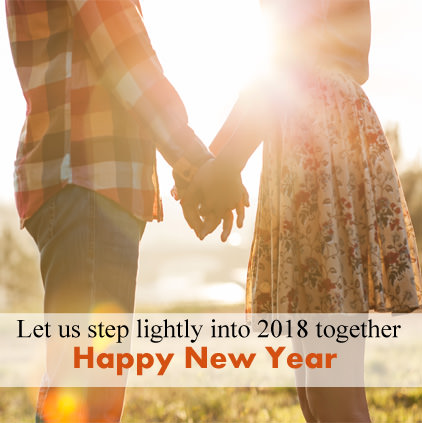 Happy New Year 2018 Images for BF GF