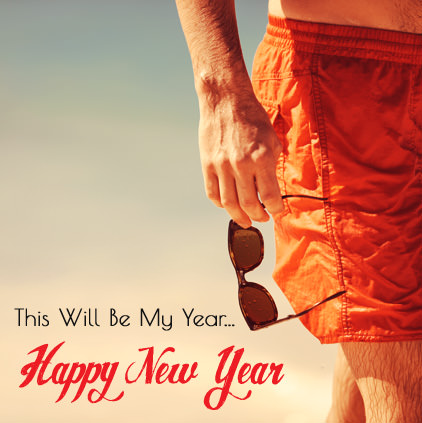 Happy New Year Attitude Images for Boys