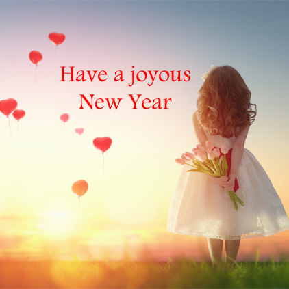 Happy New Year DP Images for Girls