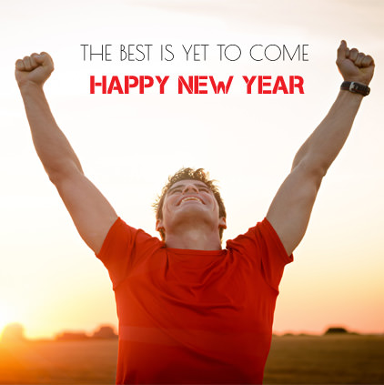 Happy New Year Images for Boys