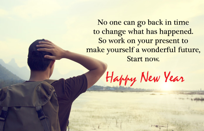 Happy New Year Inspirational Sayings