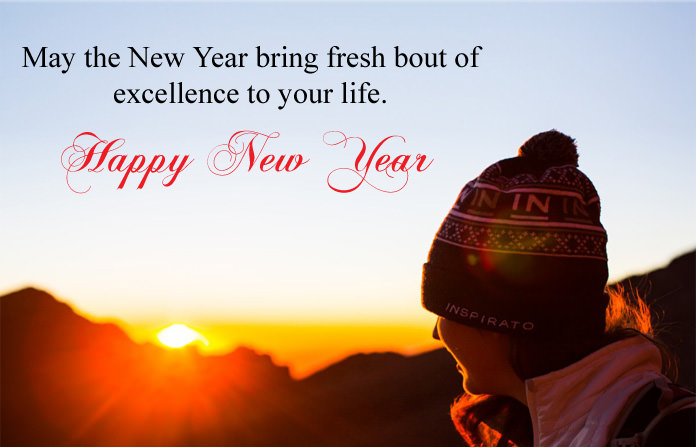 Hindi Shayeri Inspirational New Year Images With Quotes