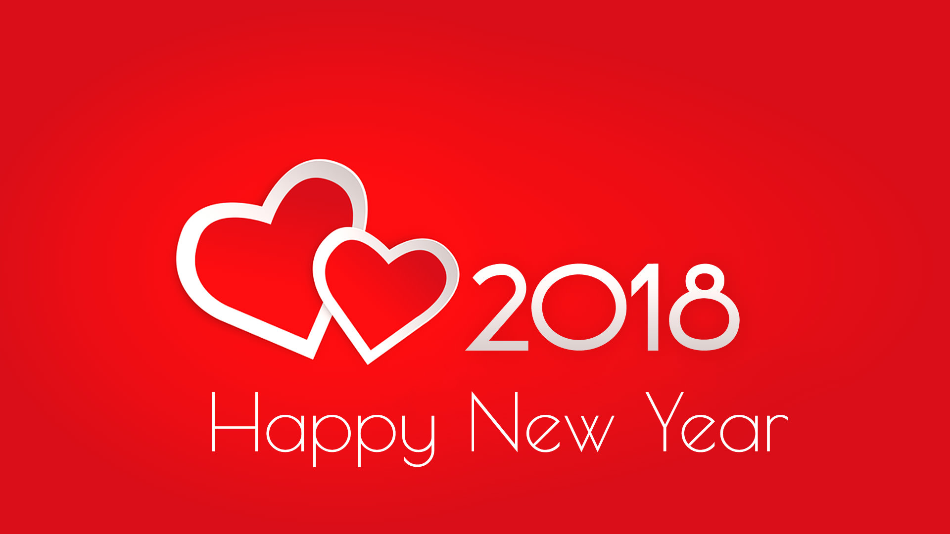 Special Happy New Year 2018 Wallpaper, HD Greetings Desktop Images