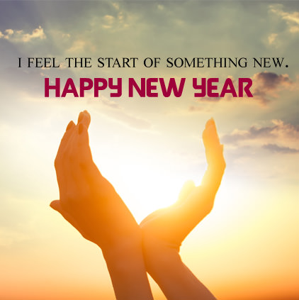Inspirational New Year Display Pictures
