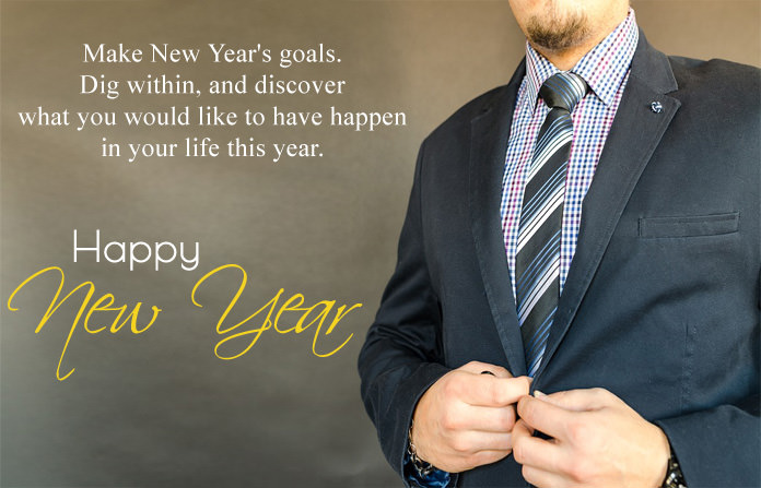 Inspirational New Year Goals Quotes
