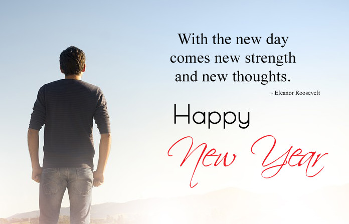 Inspirational New Year Images Quotes