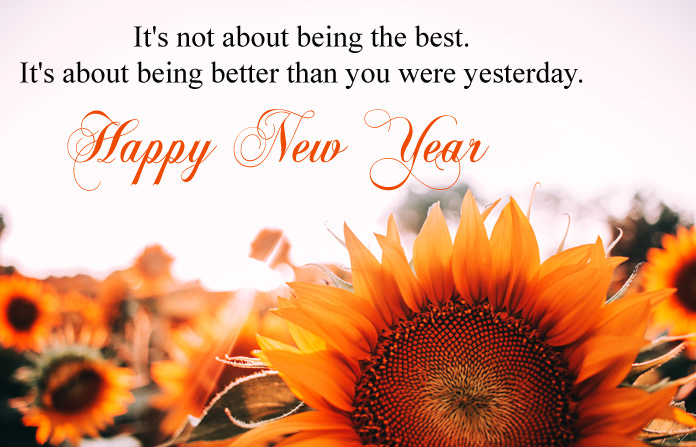 Inspirational New Year Images with Quotes