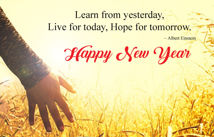 Inspiring New Year Beginning Quotes