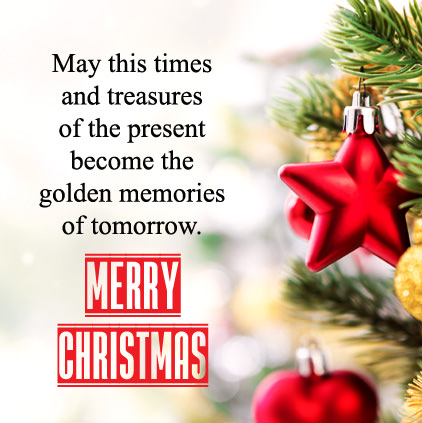 Merry Christmas DP in English