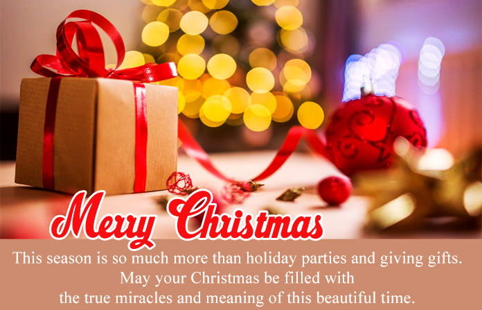 Merry Christmas Photos and Quotations